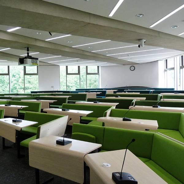 University Of Kent Collaborative Bench Seating