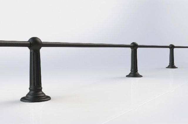 ASF Belgrave Knee Rail System