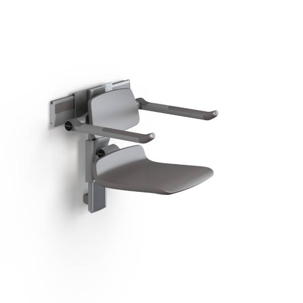 PLUS Shower Seat 450 Height and Sideways Adjustable - R7464