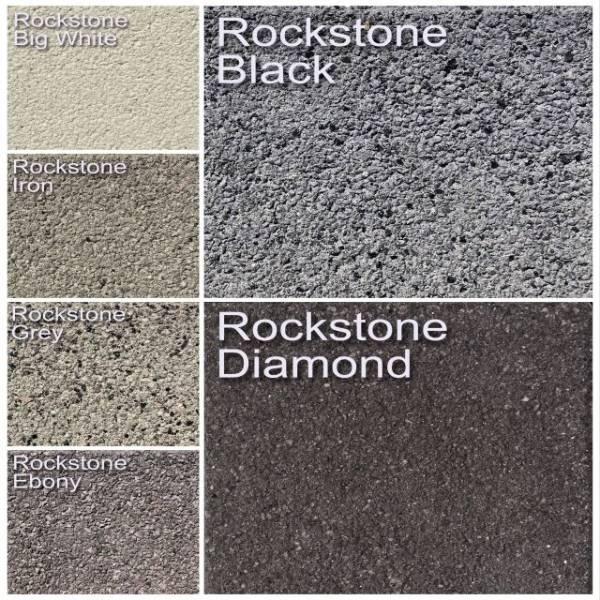 Rockstone Range Concrete Pavers