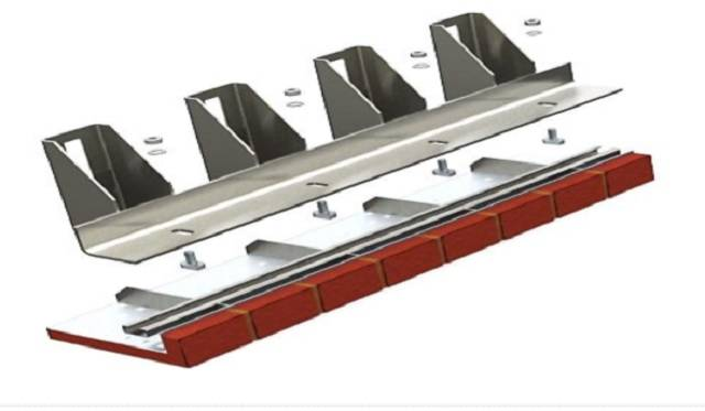 Wincro LBS Brick Slip Soffit System