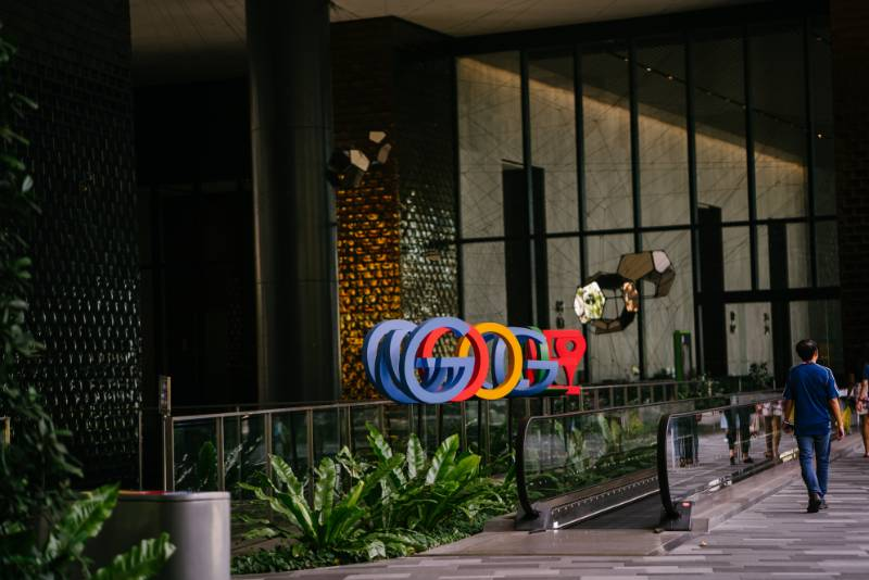 Google Asia Pacific HQ