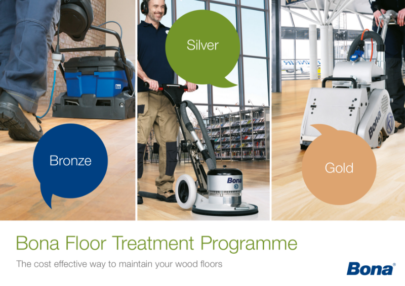 Bona Floor Treatment Programme