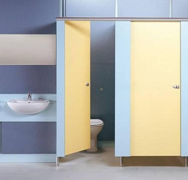 Forté Toilet Cubicle