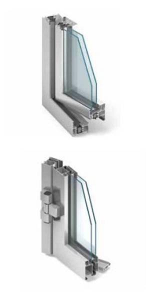 MB-60, MB-60E, MB-60 HI, MB-60 Industrial And MB-60 Industrial HI Windows