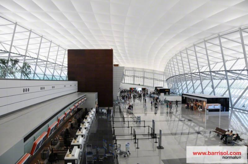 Carrasco airport - Uruguay