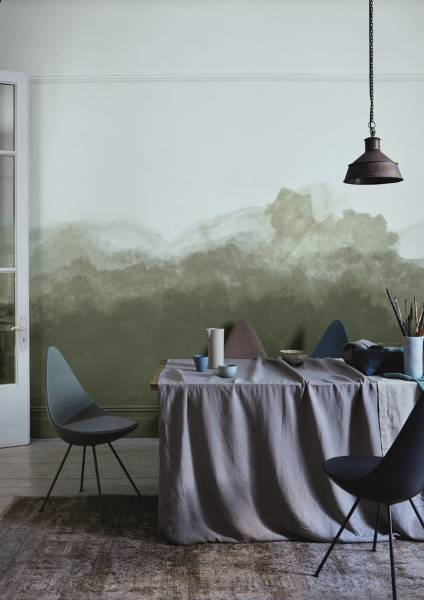 Crown Paints forecasts next season's hottest colour influences