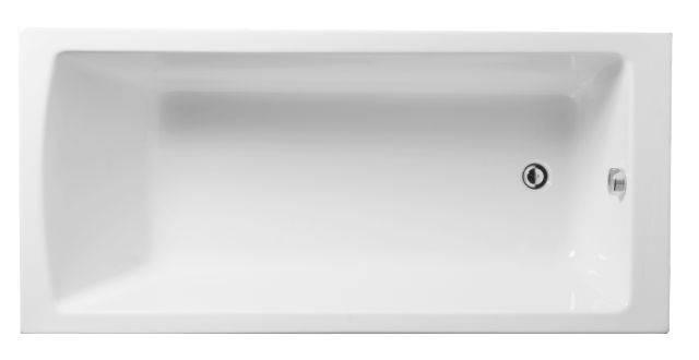 VitrA Neon 1500 x 700 mm Bath, 52510001000