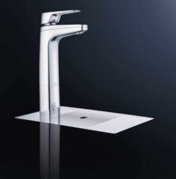 Sahara 320 Instant boiling and ambient filtered water tap system