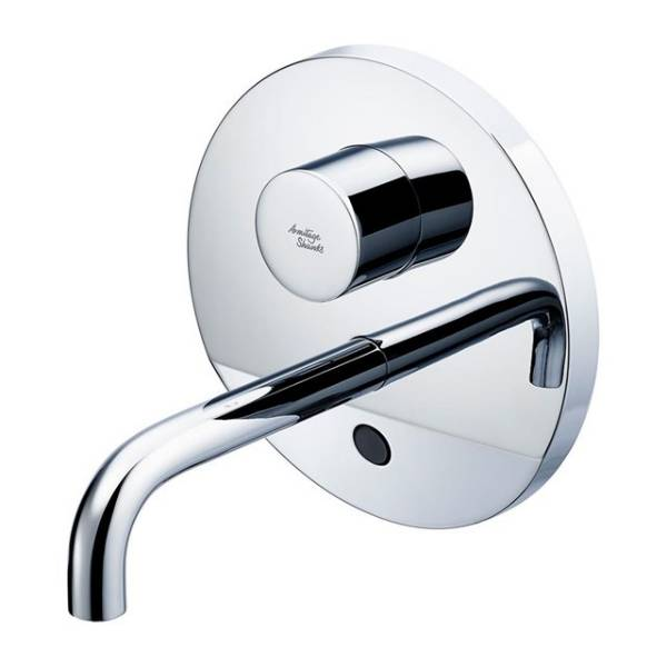 Sensorflow Wave Thermostatic Basin Mixer Built-In 150mm Spout With Set Temperature