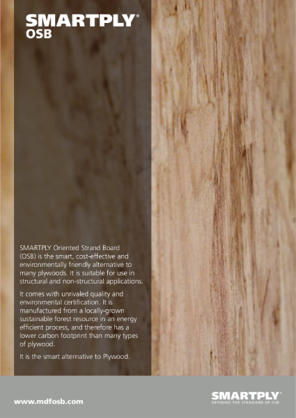 SMARTPLY OSB - Standards & Application