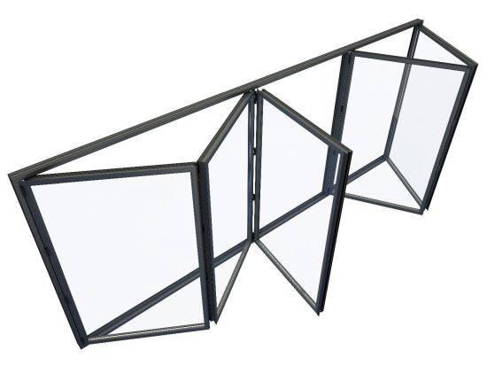 Visofold 6000 Slide Folding Doors