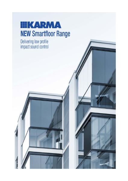 Karma Acoustic Solutions Smartfloor Range