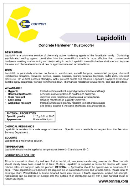 Lapidolith