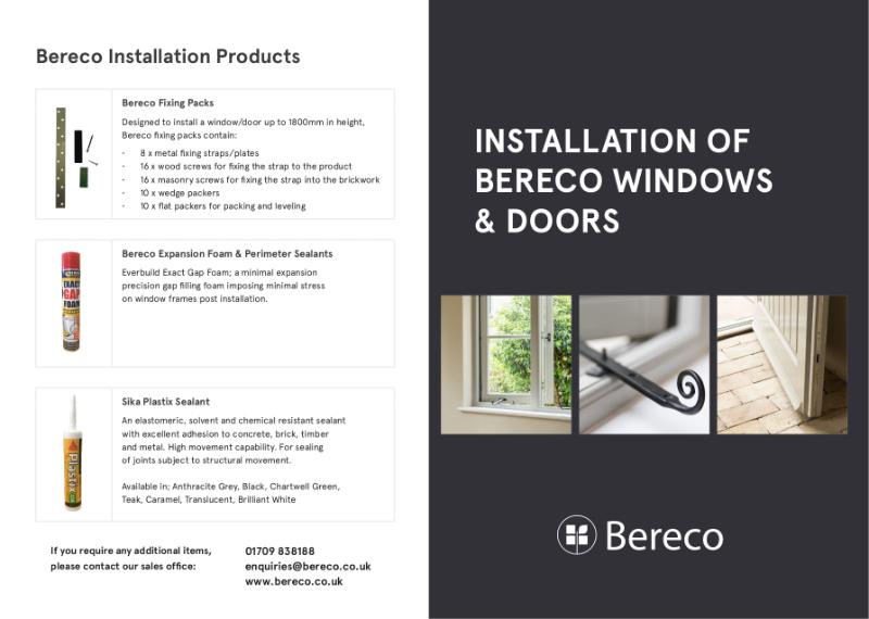 Bereco Installation Guide