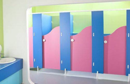 Brecon® Junior School Toilet Cubicles