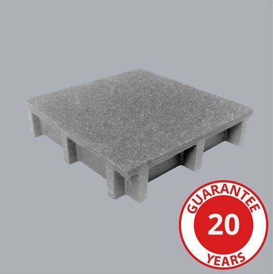 FibreCover Solid Top Grating
