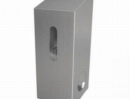Plasma Toilet Roll Dispenser - 2 Roll