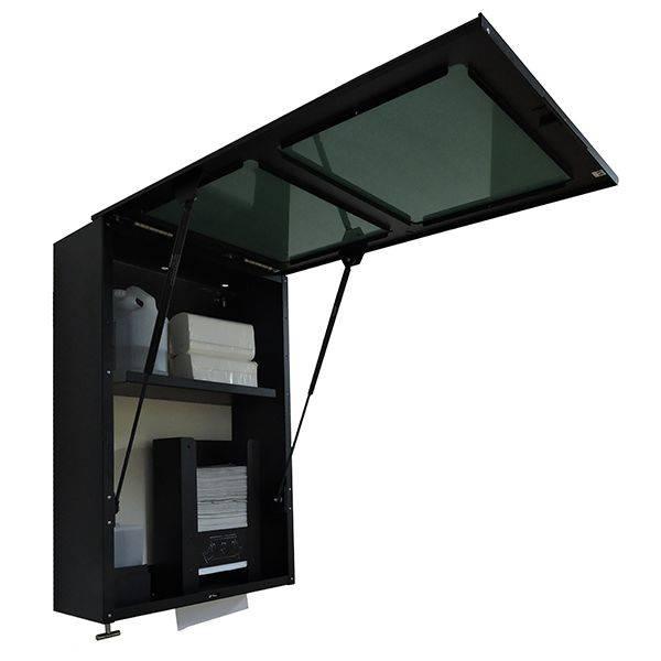 Cabinet 1200 Behind the Mirror Modulo Range 92376BK