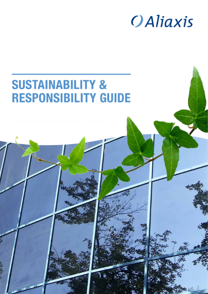 Sustainability & Responsibilty Guide