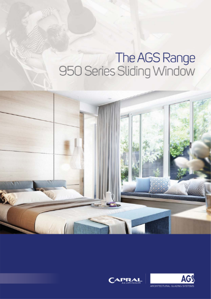 Capral AGS 950 SW Brochure
