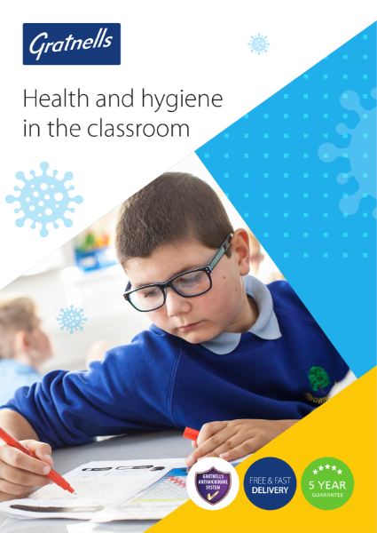 Health and hygiene in the classroom 2020