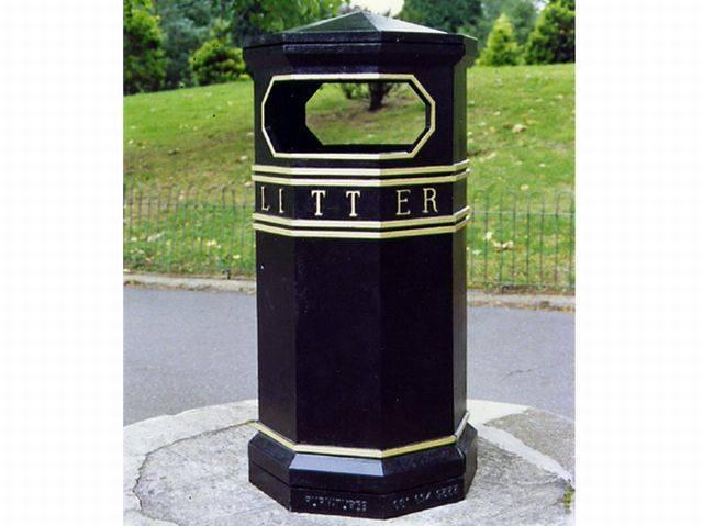 Covent Garden Octagonal Bin