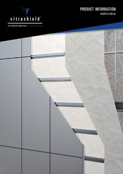 Vitrashield - AS5113 Compliant Cladding System
