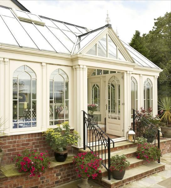 Tudor Style Conservatory, Cheshire
