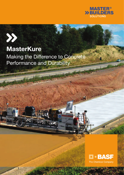 MasterKure - Making the Difference to Concrete Performance and Durability