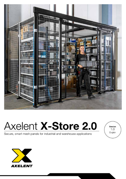 X-Store 2.0 Partitioning Brochure