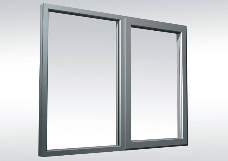Kestrel Aluminium Systems 70mm polyamide window