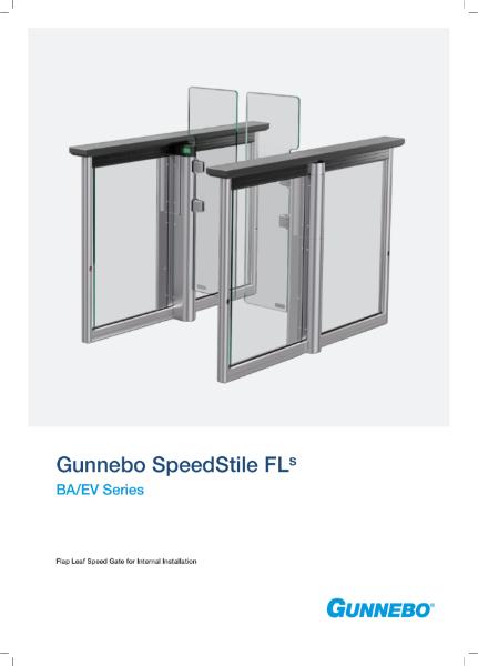Speed Gate - SpeedStile FLs BA/EV