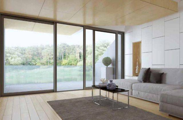 MB-59 Slide And MB-59 Slide HI Sliding Doors