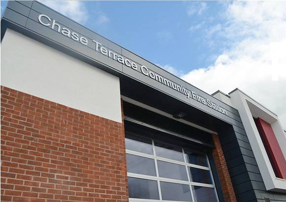 Chase Fire Station, Burntwood