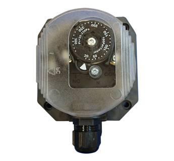 ADP10 – Air Pressure Switch (IP54)
