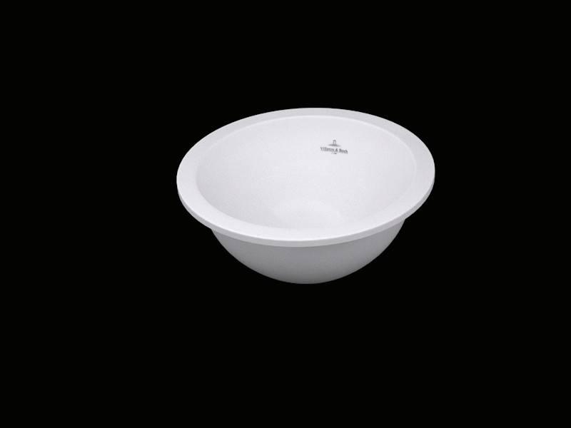 LOOP & FRIENDS Built In Washbasin 6140 39 XX