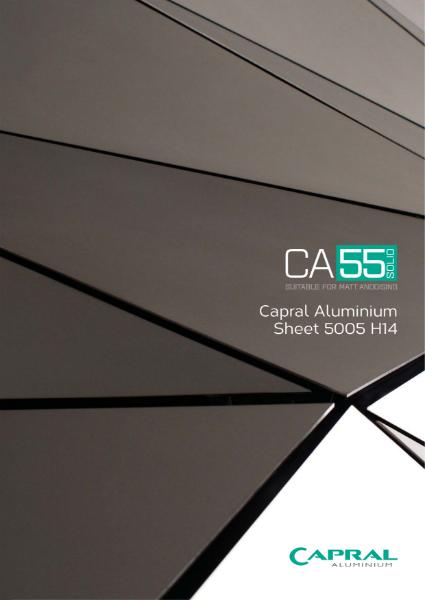 Capril CA55 Smartfix Product Brochure 0520