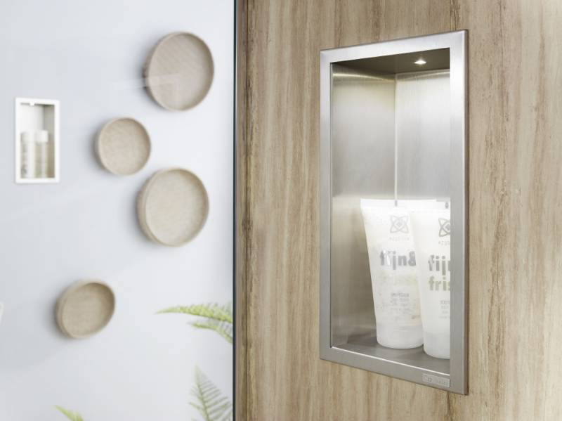BOX 10 LED - Bathroom cabinet