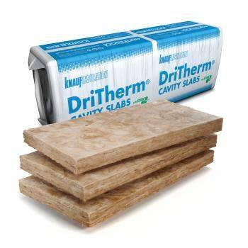 Earthwool DriTherm Cavity Slab 34 Insulation
