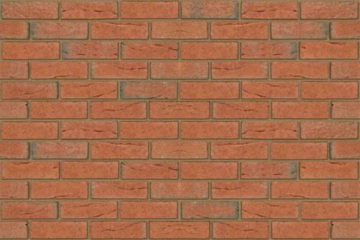 Oakleigh Red Blend - Clay bricks
