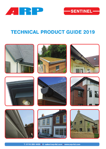 Technical Product Guide - Sentinel Aluminium Extruded Gutters