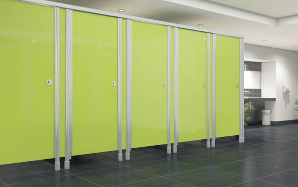 Olympus Fully Framed Cubicles