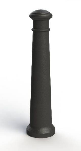 ASF 103 Recycled Cast Iron Bollard