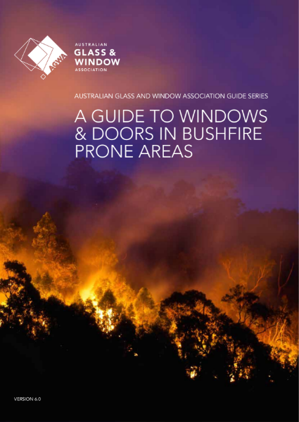 A Guide to windows and Doors in Bushfire Prone Areas v6