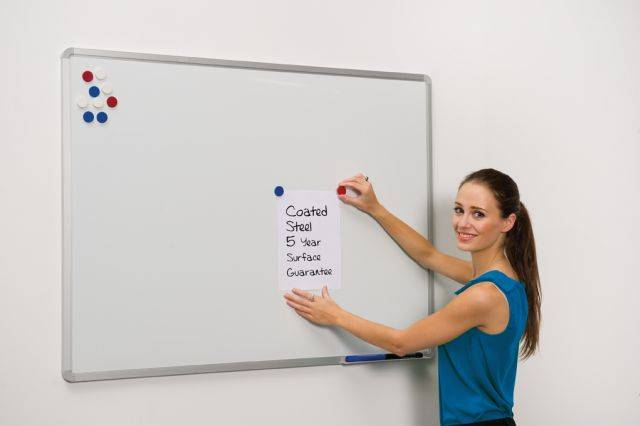 Magnetic Writing Boards -Coated Steel