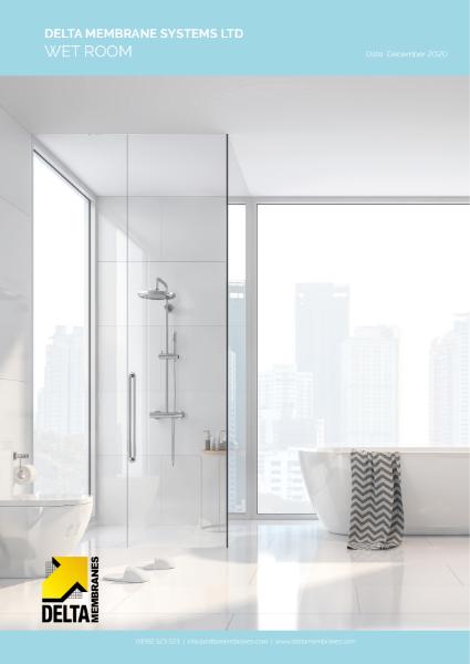 Delta Wet Room Brochure