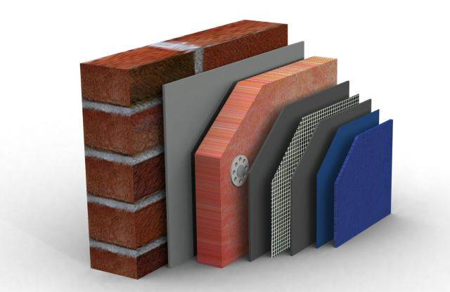 PermaRock Phenolic External Wall Insulation Systems