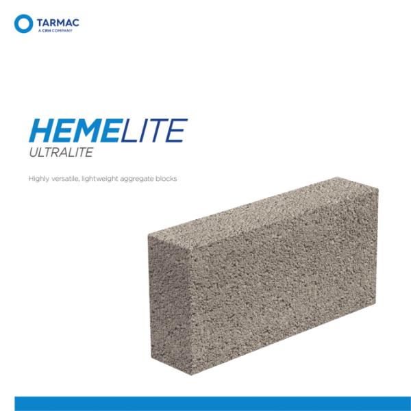 Hemelite Ultralite - Aggregate Blocks Product Guide