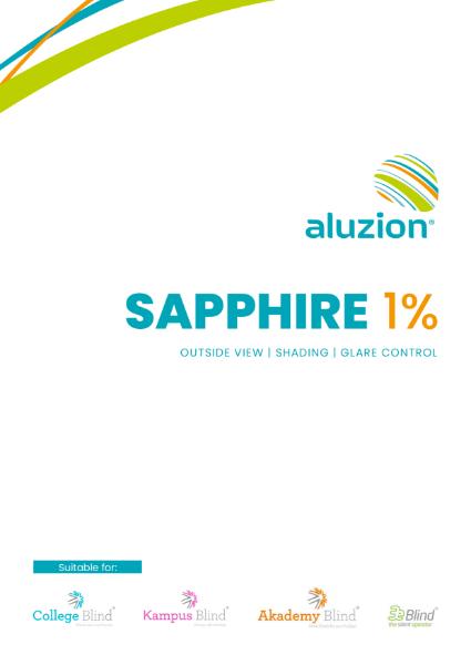 Sapphire 1%  FR